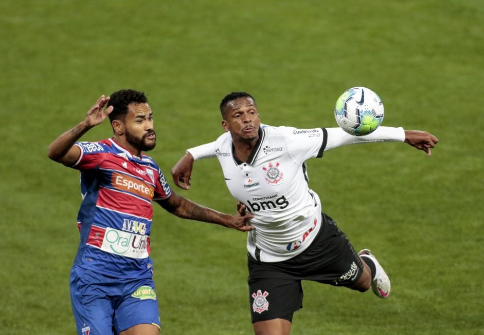 Empate Encerra Serie De Sete Vitorias Seguidas Do Corinthians Contra O Fortaleza