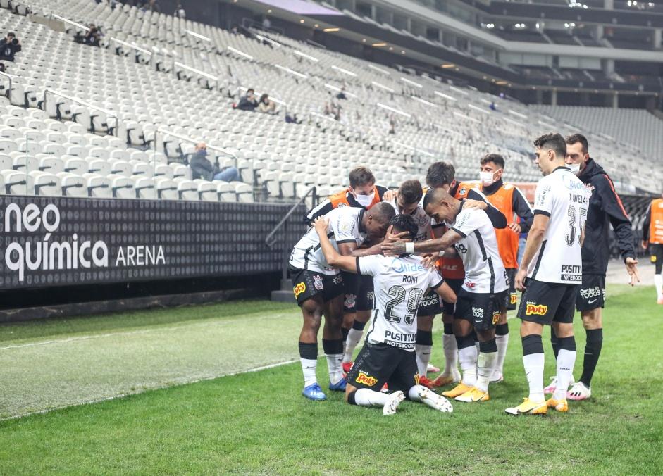 Com Uma Alteracao Corinthians Confirma Escalacao Para Encarar Sport Veja Time