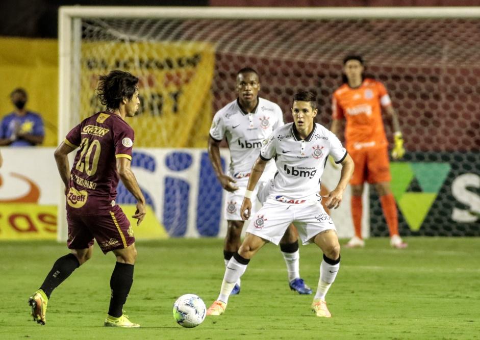 Corinthians Perde Para Sport E Nao Consegue Se Distanciar Da Zona De Rebaixamento Do Brasileirao