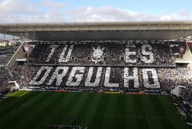 9fa3166ce4 Arena Corinthians