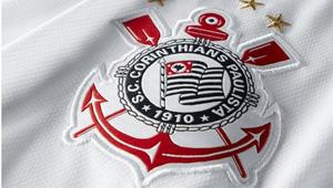 Camisas usados pelo Corinthians